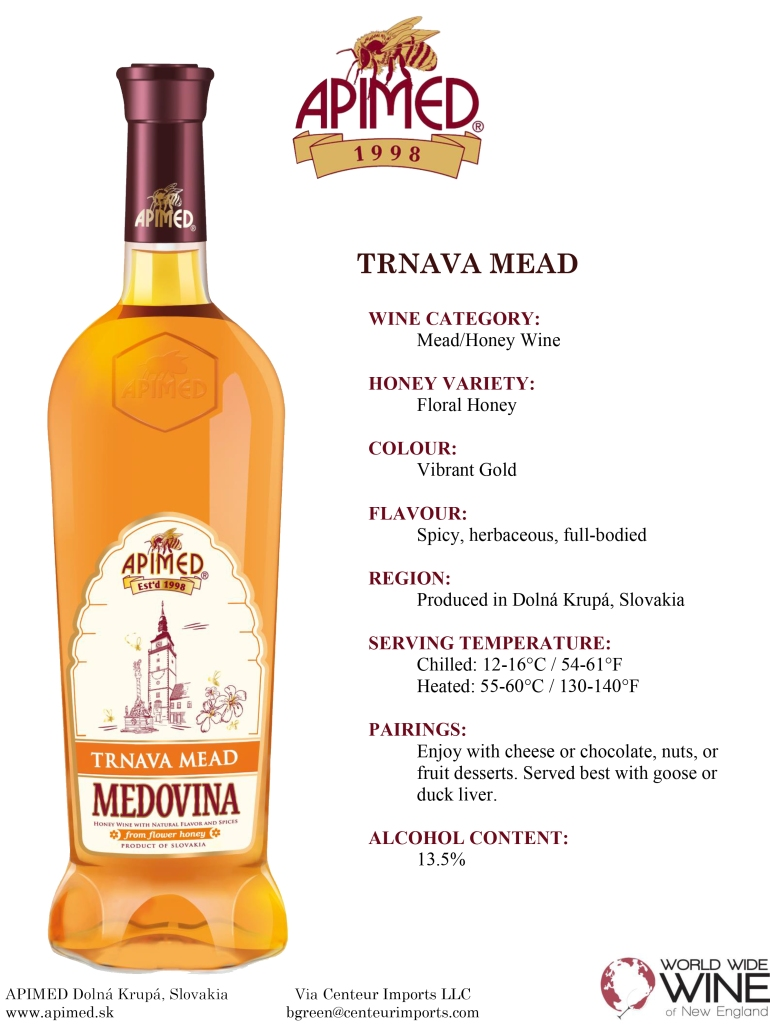 Trnava Mead fact sheet